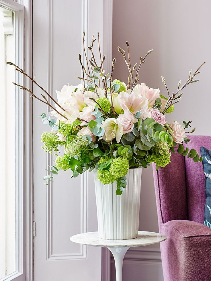 7 easy flower arranging ideas for spring