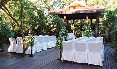 Wedding reception venues at Zimbali range from intimate lodges to large banqueting venues. Our expertly trained staff will ensure that your wedding runs smoothly, leaving you to relax and enjoy your special day immersed in Zimbali's lush natural beauty.