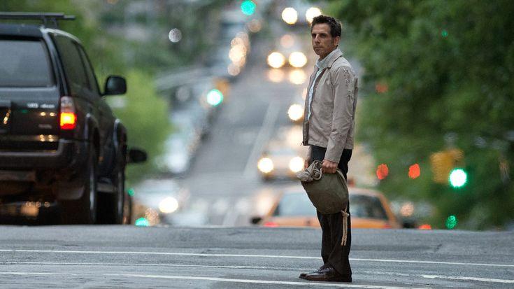 Ben Stiller as Walter Mitty – The Secret Life of Walter Mitty