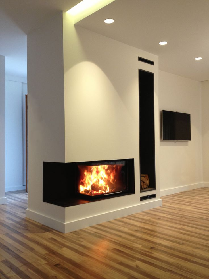 Fireplace Design linear fireplaces : 65 best Linear Fireplaces images on Pinterest