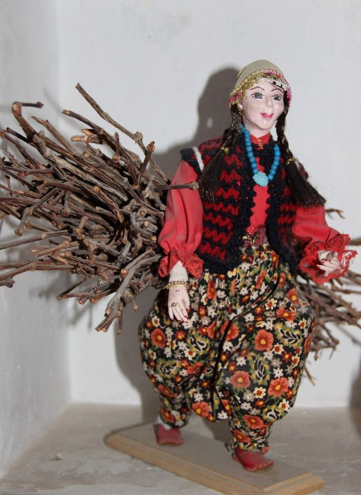 Looks like Cher to me. Cappadocia doll museum gives glimpse into Anatolian tradition