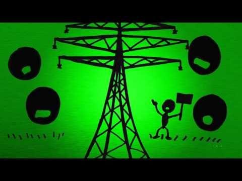 ALTO a Ley de Concesiones Eléctricas para HidroAysén #votasinrepresas