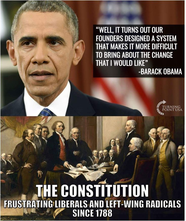 And thank God for that-- because WHAT change was he alluding to-- making thus country MUSLIM??!!??