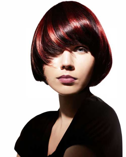 25 Best Short Hair Color   http://www.short-haircut.com/25-best-short-hair-color.html