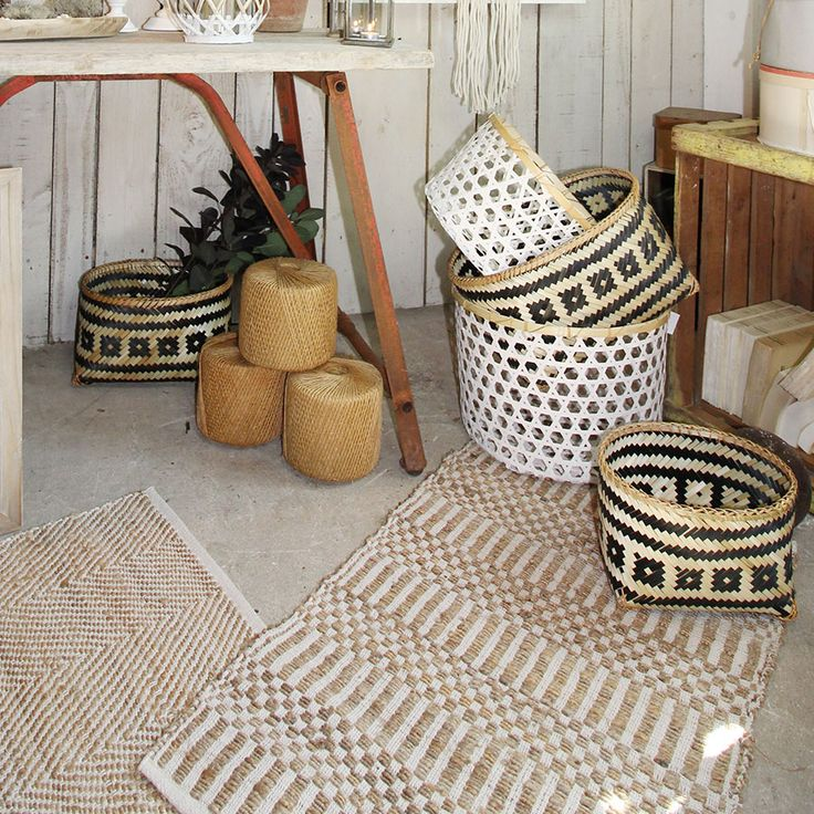 les 25 meilleures id es de la cat gorie tapis jute sur pinterest tapis de sisal tapis en. Black Bedroom Furniture Sets. Home Design Ideas