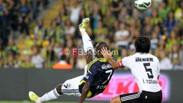 Fenerbahçe, Moussa Sow'u kaybetme tehlikesi yaşıyor..