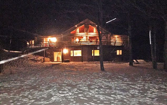 Imagine that you are enjoying this fabulous cottage with a special friend or family and friends.  Buckhorn Lake 7 is available for a couple of days or a week.  It sleeps a maximum of 10 and pets are permitted.  Oh yes, it is close to snowmobile trails.  See more about this cottage