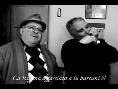 Canzuni antiche campagnole siciliane. Musica! - YouTube
