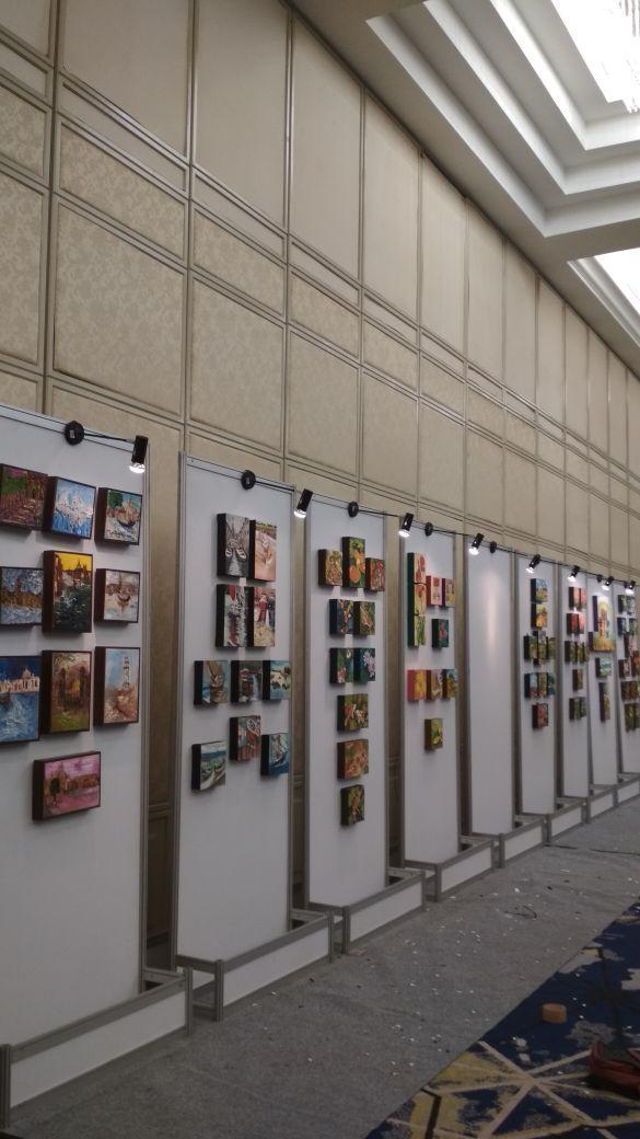 Macam Macam Pameran : macam, pameran, Panel, Photo, Jakarta, Lampu, Sorot,, Tenda, Besar,, Display
