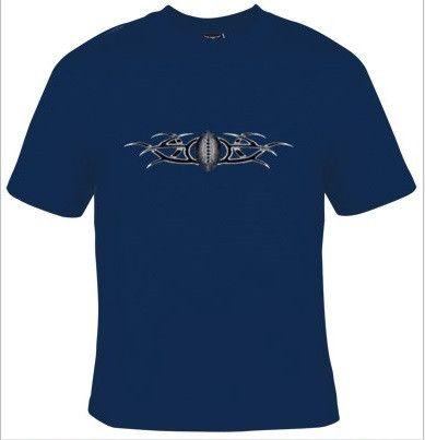 Tribal Football T-Shirt Men's