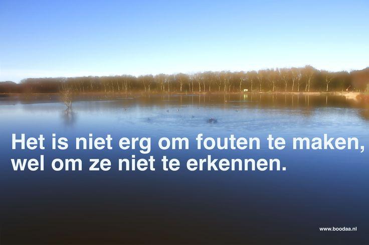 Motto van de dag 28 maart