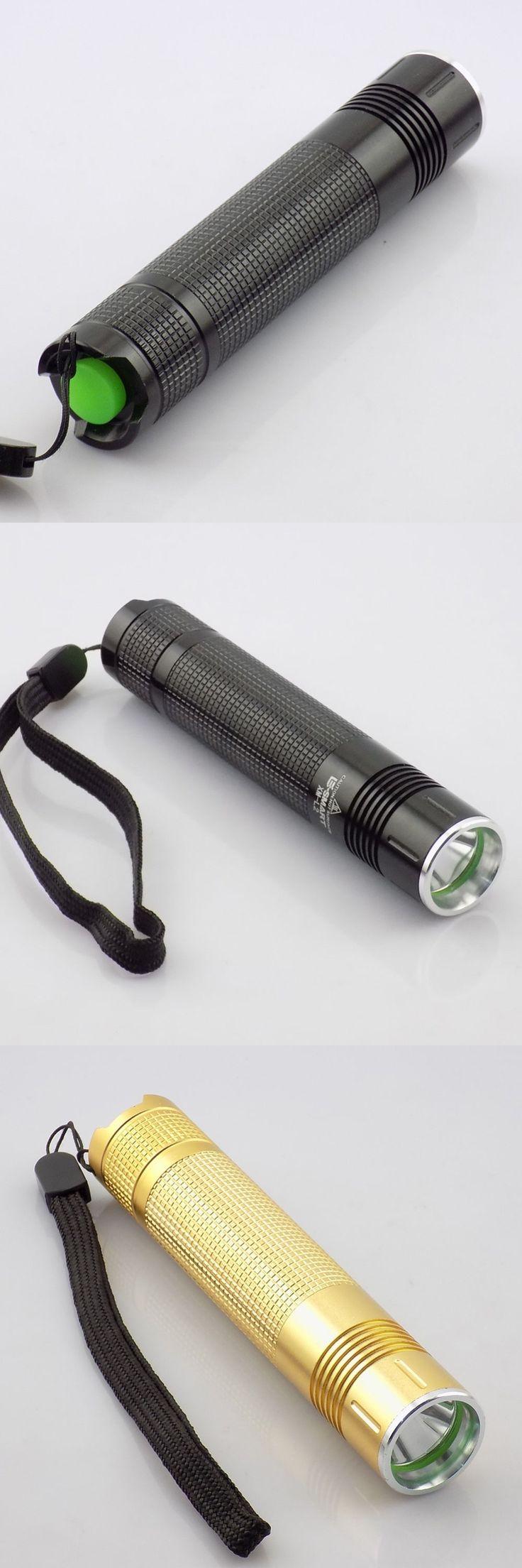 High Power flash light CREE XML L2 2000 Lumens mini led flashlight Torch linterna Protable Pocket Linternas Lampe Torche Camping