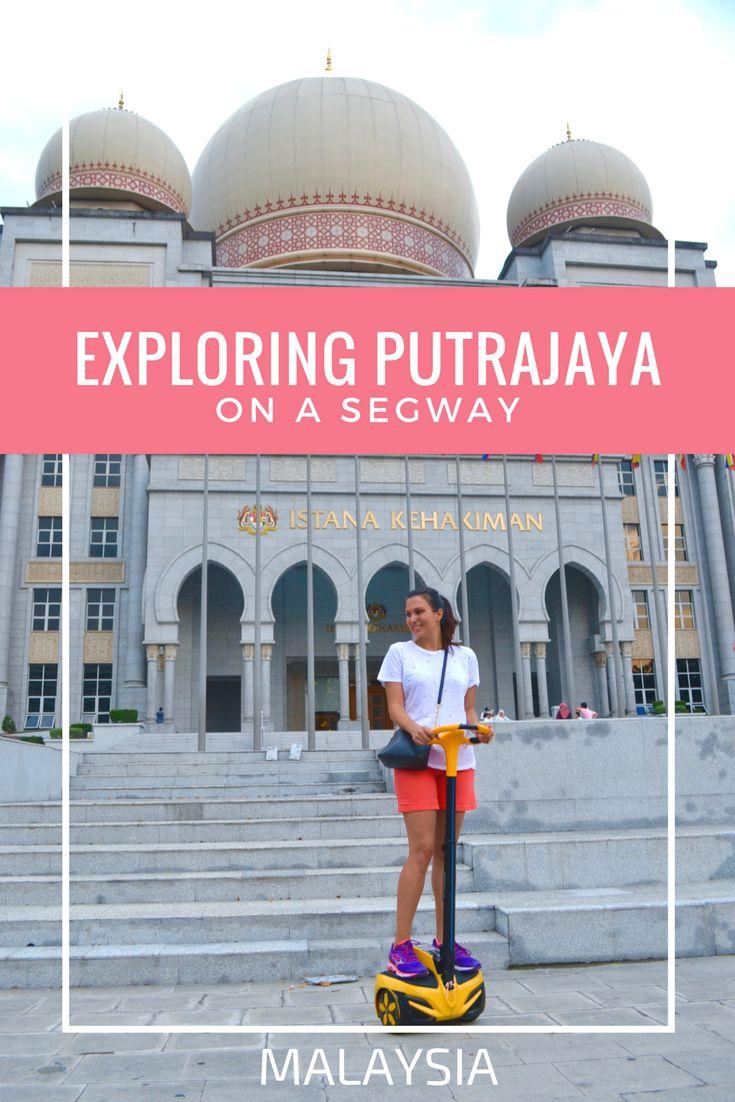 Exploring Putrajaya on a Segway   Kuala Lumpur, Malaysia   Hello Raya Blog