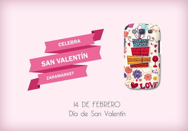 Sorprende a tu pareja en San Valentín con una carcasa única que nadie más tendrá. Inspirarte con nuestro nuevo tablero de Pinterest ¡San Valentín!  http://www.pinterest.com/zaramarket/san-valentín/