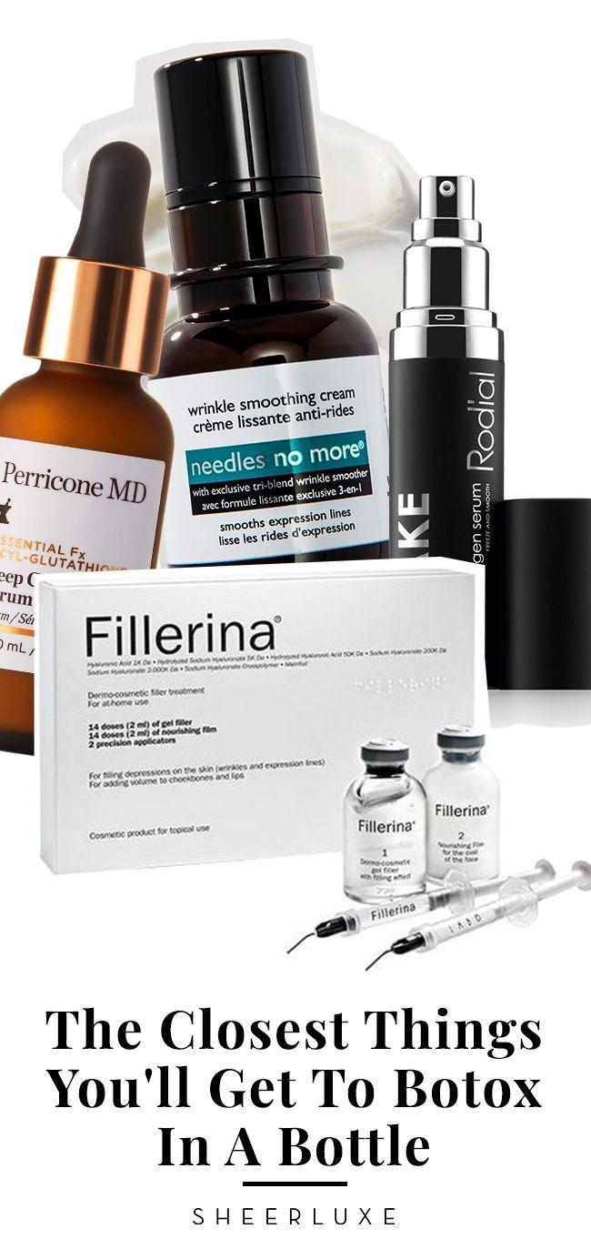 Botox In A Bottle in 2019   Beauty Beat   Cosmetic fillers