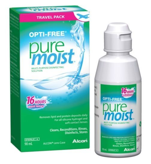 Optifree Pure Moist Travel Pack Υγρό Φακών Επαφής http://www.alfalens.gr/product/306/optifree-pure-moist-travel-pack-ygro-fakwn-epafhs.html