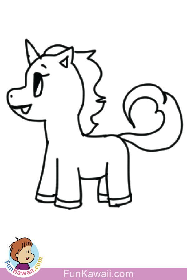 Unicorn Doodles Unicorn Coloring Pages Doodle Drawings Drawings