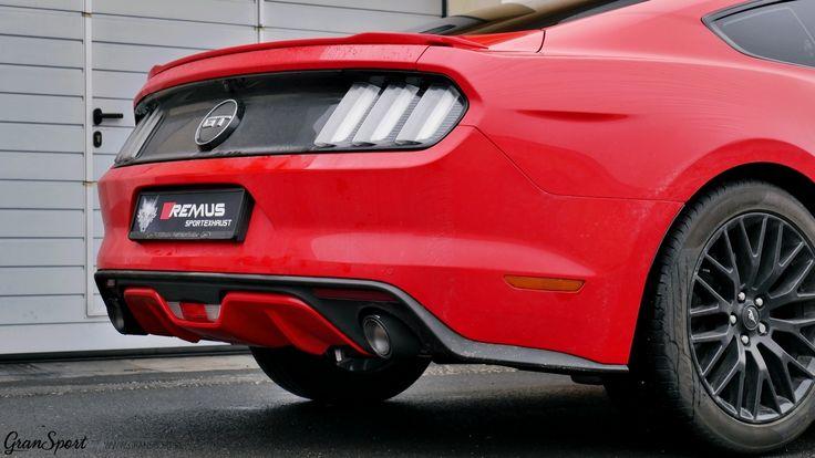 W przerwie pomiędzy kolejnymi projektami tradycyjnie już zajmujemy się mnóstwem najnowszych Mustangów GT – dziś przedstawiamy jednego z kolejnych Fordów wyposażonego w sportowy układ wydechowy z klapami firmy Remus. Aktywny wydech Remus to bestseller ostatnich miesięcy!  Więcej informacji na blogu: http://gransport.pl/blog/realizacja-ford-mustang-gt-5-0-v8-remus-5/  Oficjalny Dystrybutor Remus Polska GranSport - Luxury Tuning & Concierge http://gransport.pl/index.php/remus.html
