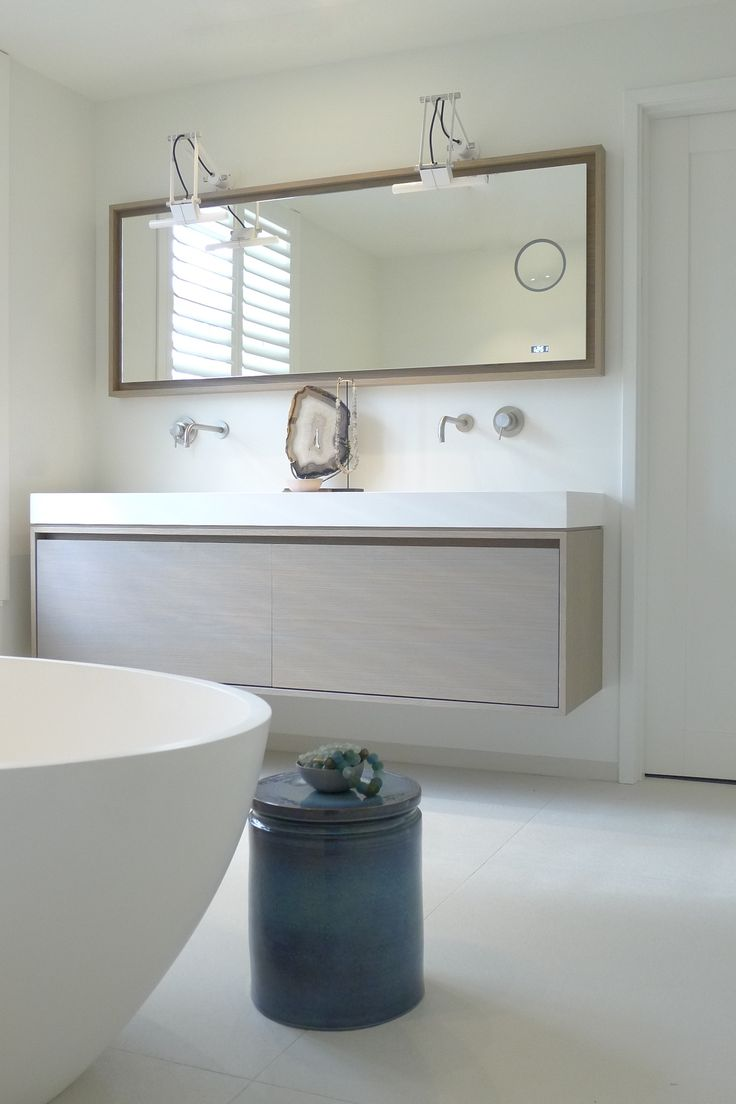 Bathroom in Reeuwijk Holland. Design And styling Joost Tromp Baden Baden Interior Amsterdam