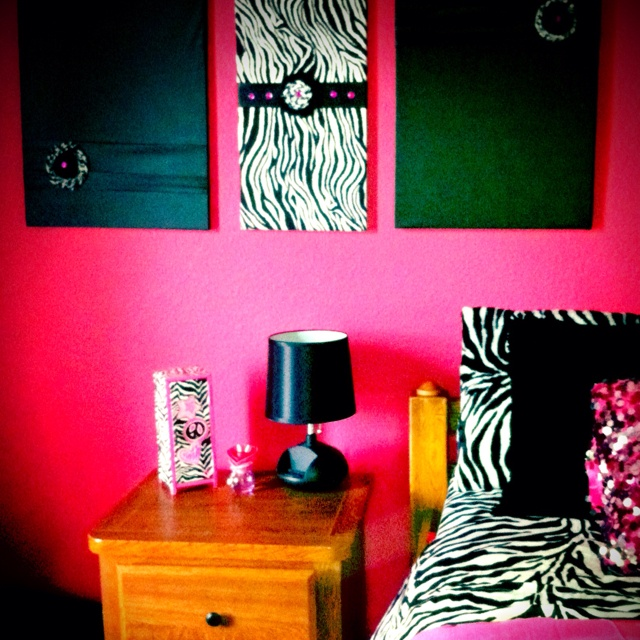 57 best Zebra stuff images on Pinterest | Zebra stuff, Bedroom ideas ...