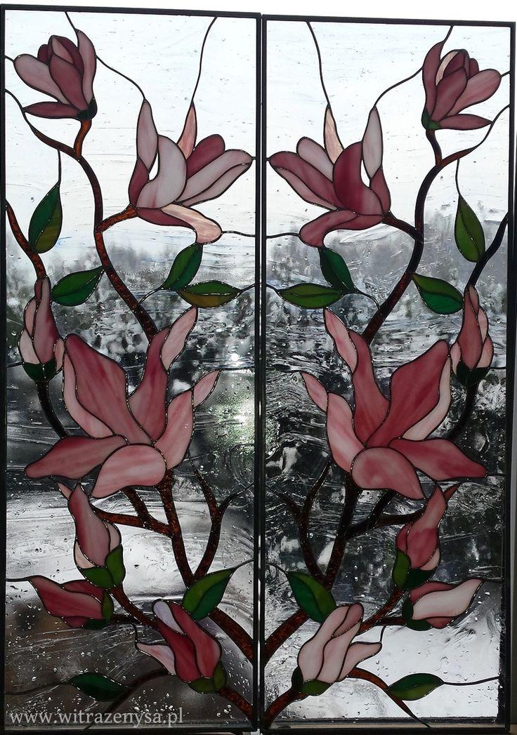 stained glass window_witraż do okna