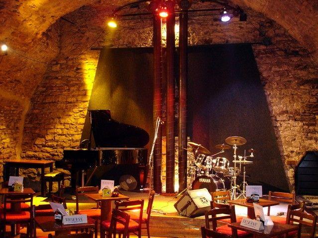 AghaRTA Jazz Centrum, Praha