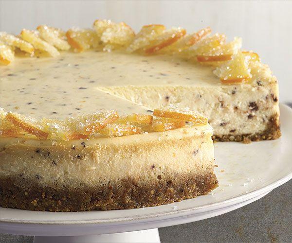 NUMEROUS FABULOUS RECIPES FOR CHEESECAKES Chocolate-Orange Cannoli Cheesecake