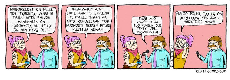 Ihmisoikeudet (funny pics, hauskat kuvat, huumori kuvat)