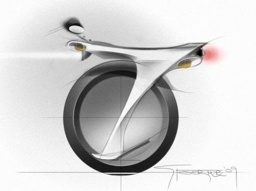 Nello magnetic bicycle bell