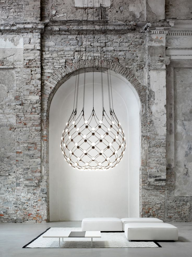 Mesh by Francisco Gomez Paz for Luceplan