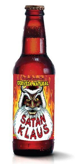 Satan Klaus (Cas Cerveser, Mallorca) Pumkin Ale Craft Beer