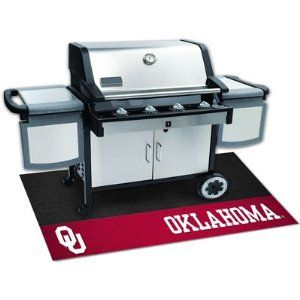 # Buyers Fanmats University Of Oklahoma Grill Mat Go to Online Store | Bar B Grill Plaza