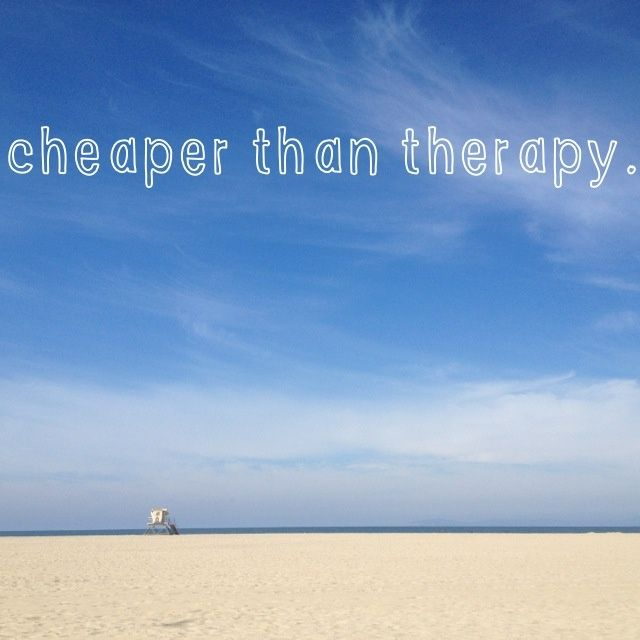 Short Vacation Quotes: Ah, The Beach...