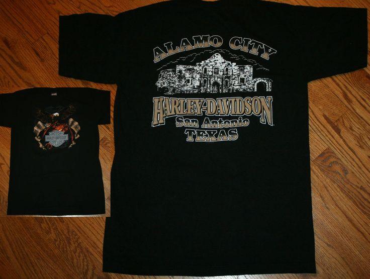 Harley Davidson Motorcycles Alamo City San Antonio Texas T
