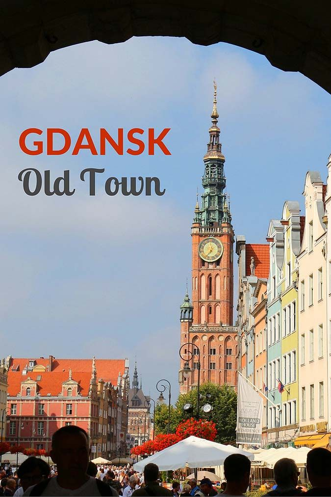 Photos of Lovely Gdansk Old Town: You'll Want to Go