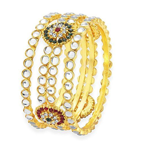 Party Wear Red Green Stone Women & Girls Bollywood Bangle... https://www.amazon.com/dp/B06VSSW131/ref=cm_sw_r_pi_dp_x_58PNybKK2656R