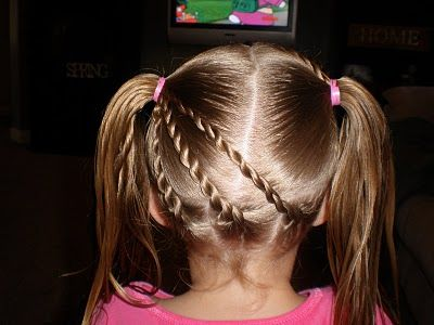 Pleasant 1000 Ideas About Girls Hairdos On Pinterest Hairstyles For Hairstyles For Women Draintrainus
