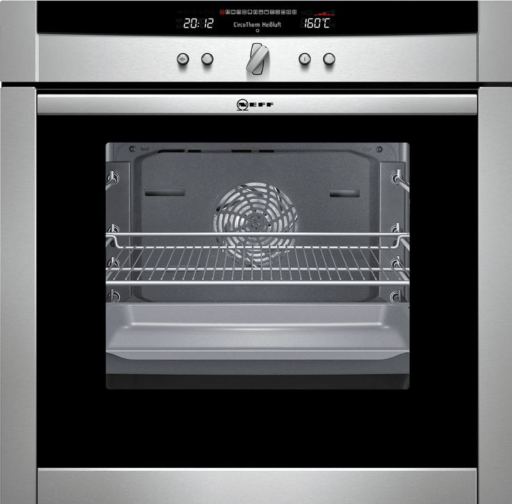 Single oven, 12 cooking functions, Slide & Hide® door   Neff Appliances
