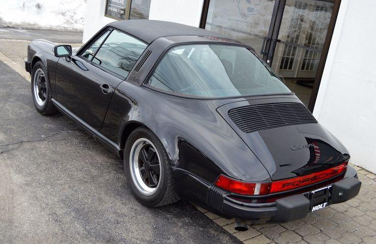 1984 Porsche 911 Carrera 3.4 ANDIAL Targa - Holt Motorsports - used porsche 911 dealer, certified pre owned, porsche 911,porsche 993,porsche 996