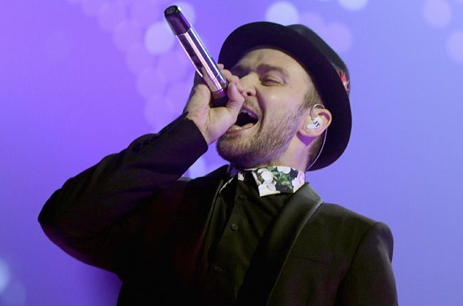 iHeartRadio Music Festival Saturday: Justin Timberlake Takes Back the Night From Drake & Miley Cyrus