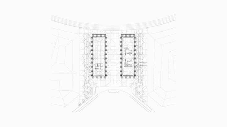 Expo Gate, 2015 Scandurra Studio Architettura Plan http://www.scandurrastudio.com/expo-gate-winner-project/