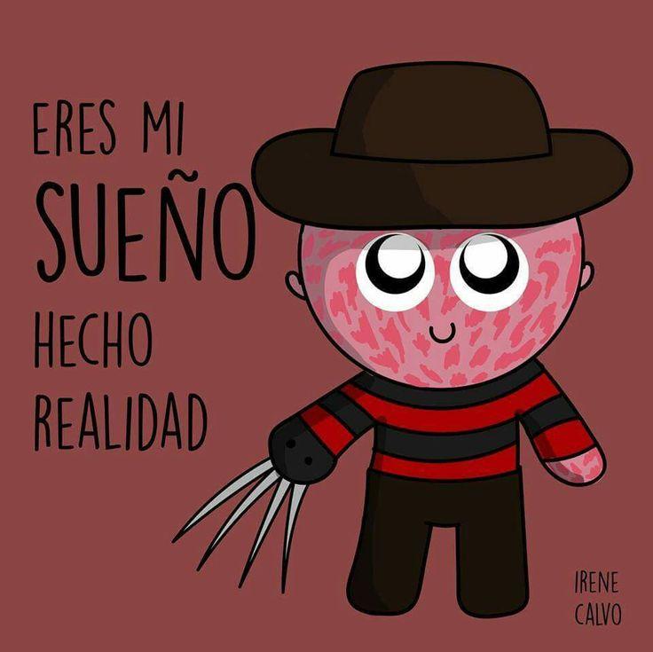 Freddy cruger