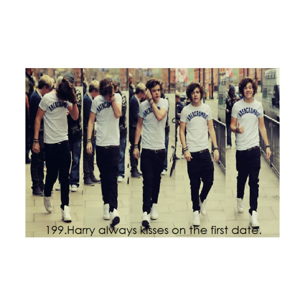 One Direction Facts - Harry Styles Facts ❤ liked on Polyvore