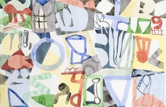 Sans titre 2008  Oeuvres by Jan Voss, Galerie Lelong