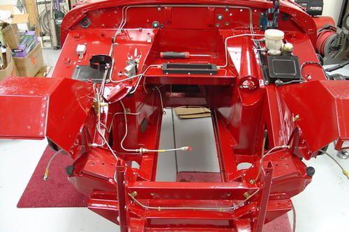 1979 mgb roadster wiring diagram mgb headlight wiring #14