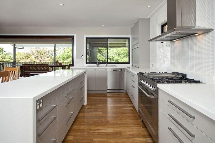 Kitchen Renovation | 1970s Brick Home | Brisbane Architects | dion seminara architecture