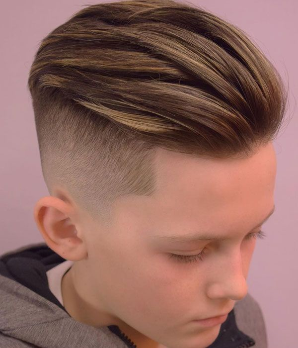 Cool 7 8 9 10 11 And 12 Year Old Boy Haircuts 2020 Styles Boy Haircuts Short Boy Haircuts Long Undercut Hairstyles