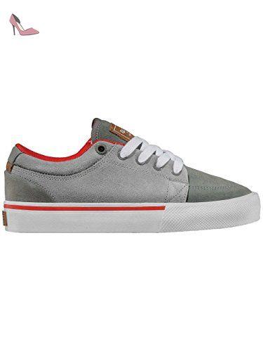 Globe Gs, Chaussures de skateboard homme, Multicolore (black/hawaiian 10747), 46 EU (11 UK/12 US)