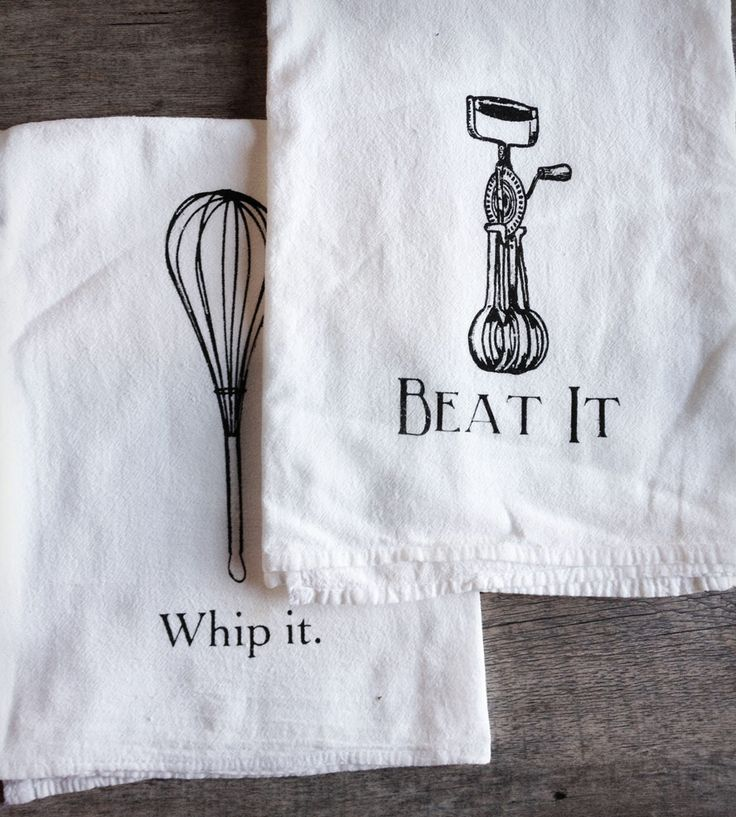Baking Tools Tea Towel