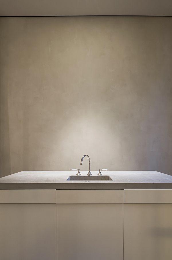 graanmarkt 13 apartment in antwerp belgium by vincent van duysen architects - natural stone by Eggermont